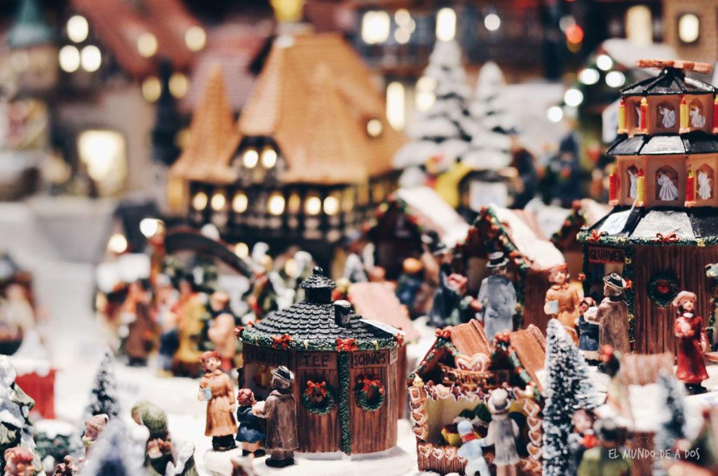 mercados de navidad en alemania. adornitos