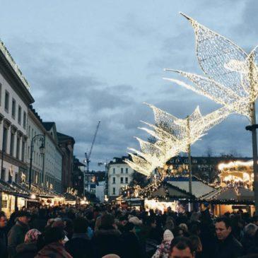Los mercados de Navidad en Alemania