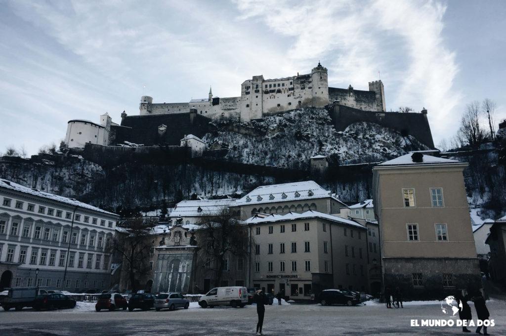 La fortaleza. Salzburgo en un dia