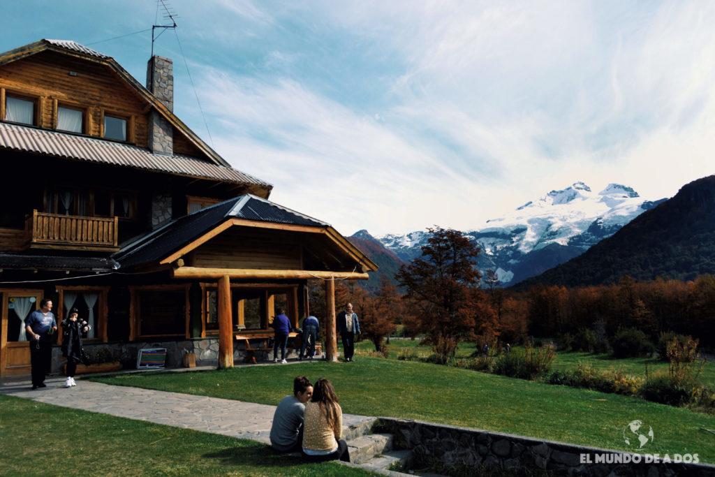Hostería de Pampa Linda. Excursion Cerro Tronador