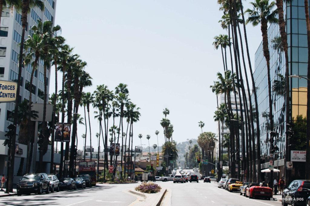 Avenida. Lugares para visitar en Los Ángeles California