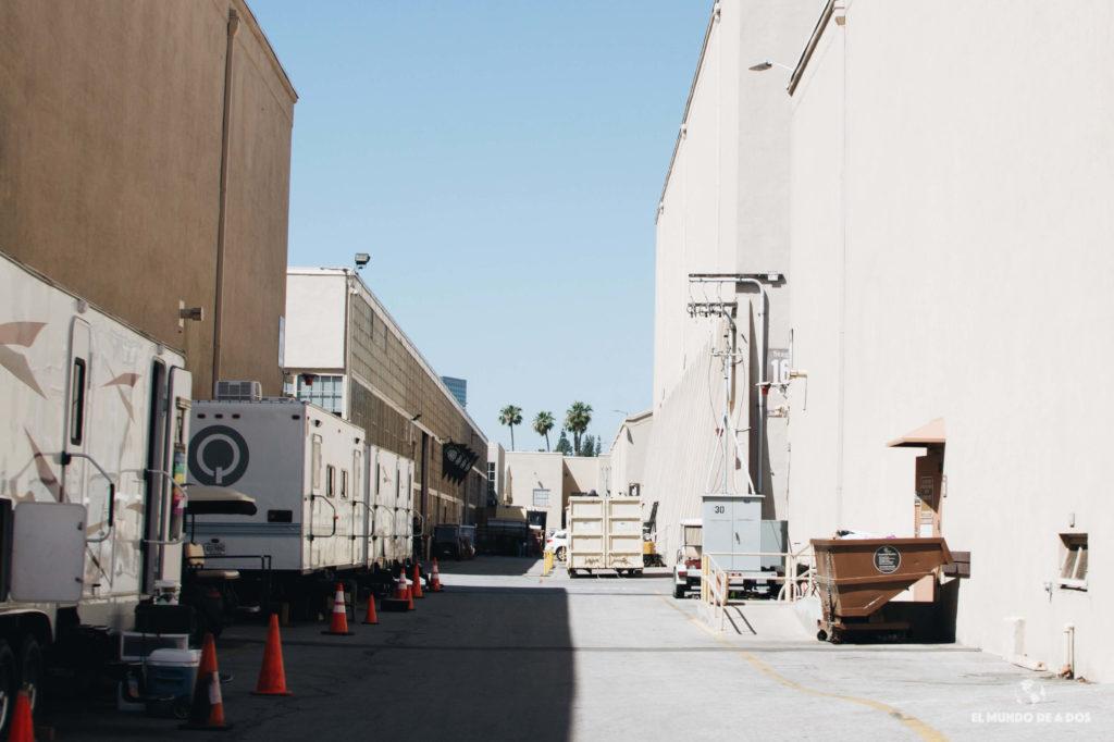 Warner Studios. Lugares para visitar en Los Ángeles California