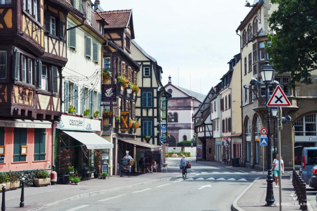 Ciudad vieja. Que ver en Colmar Francia