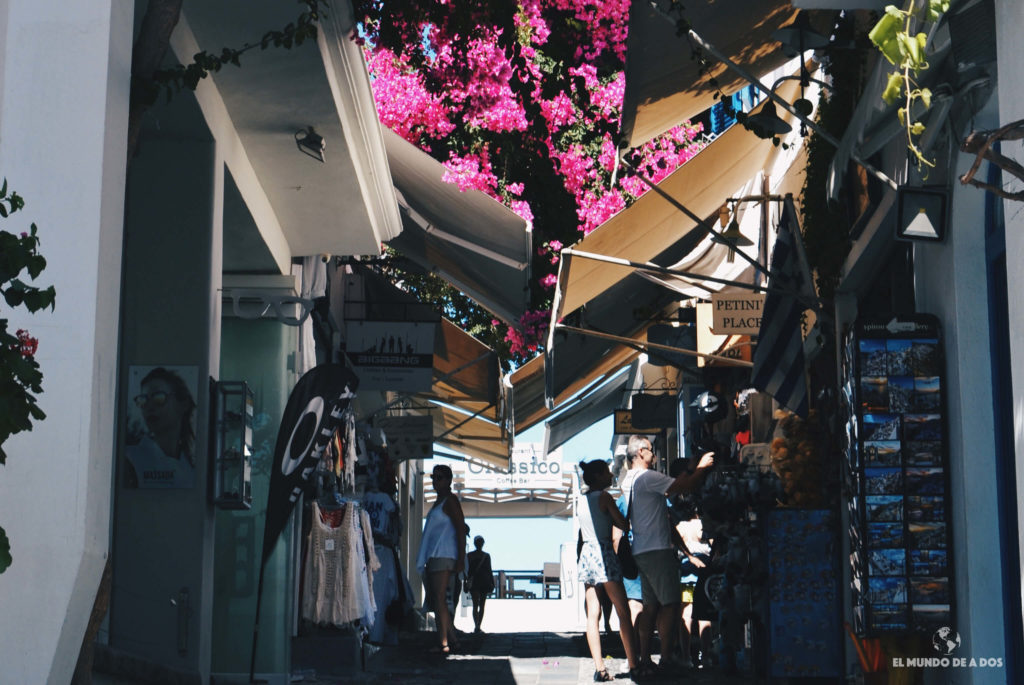 Fira. Que ver en Santorini en 3 días