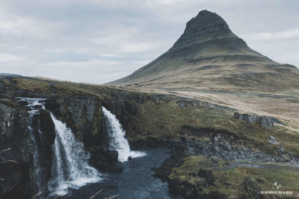 Kirkjufell. Ruta por Islandia en 10 días