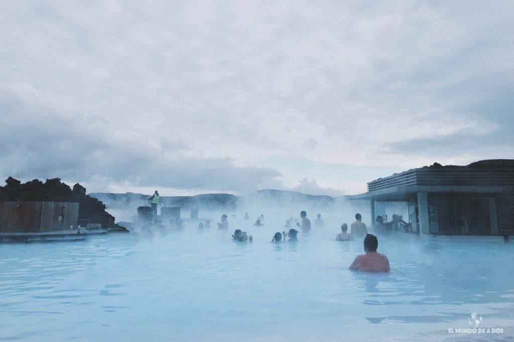 Blue lagoon. Ruta por Islandia en 10 días