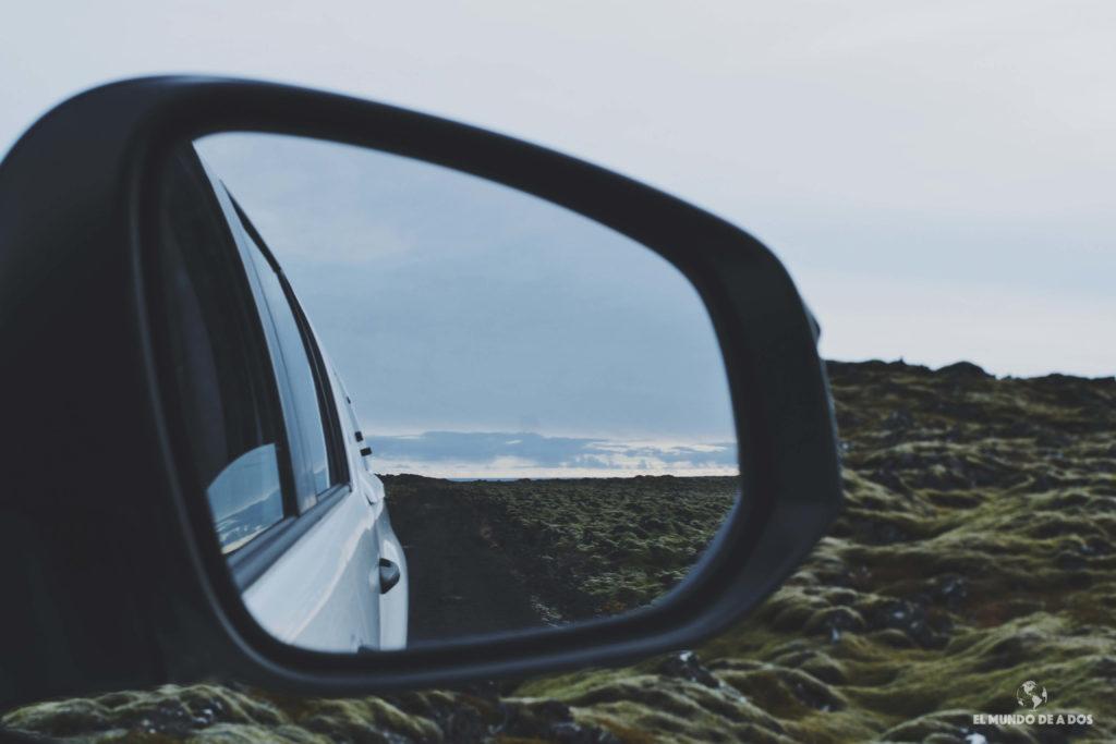 Campos de lava. Ruta por Islandia en 10 días