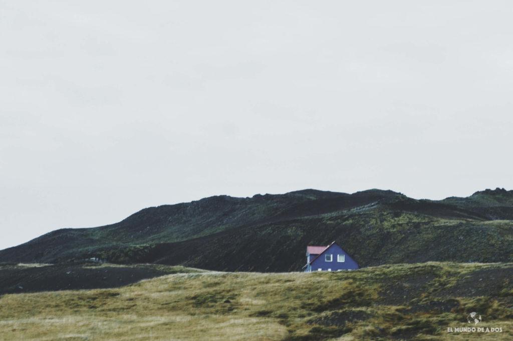 Casita islandesa. Ruta por Islandia en 10 días