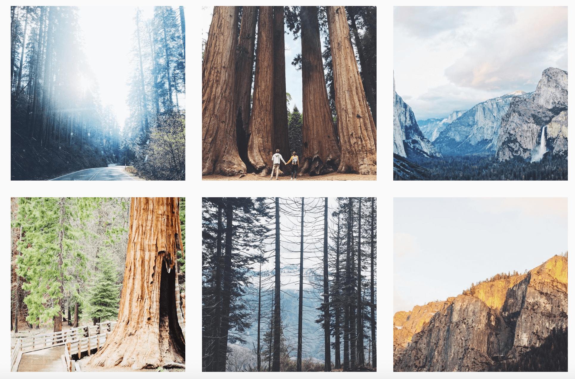 feed wanderlust. Como editar fotos en el celular