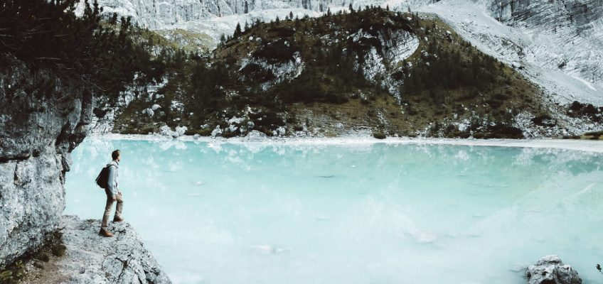 Trekking hasta el Lago Sorapis