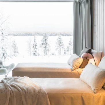 5 Hoteles increíbles para dormir en Laponia.    El #2 te va a encantar.