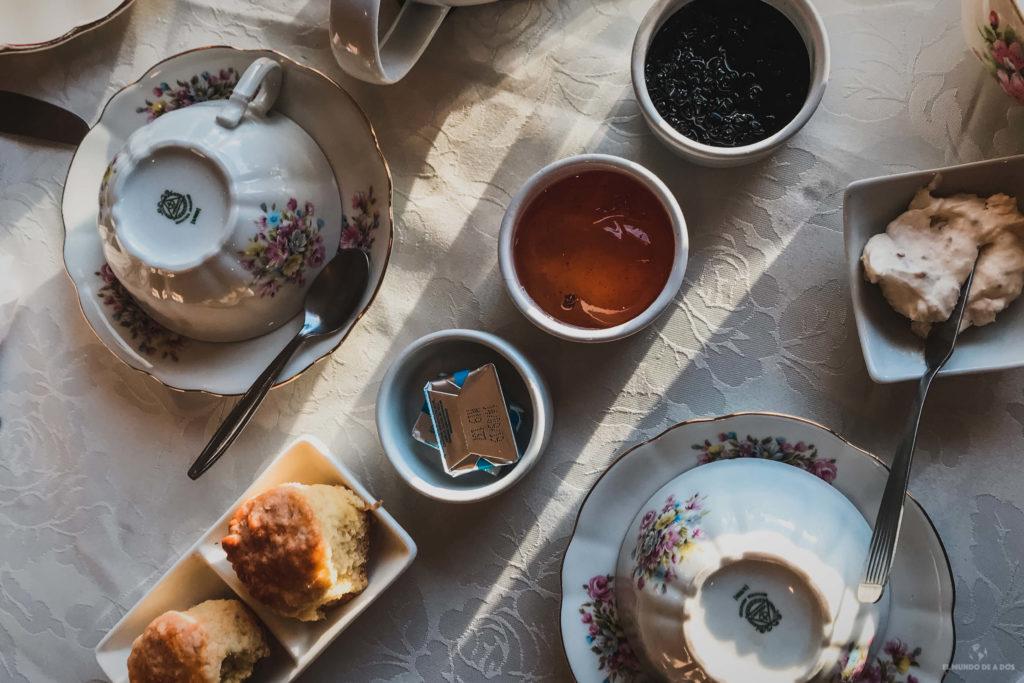 Casa de té galés. Que hacer en Bariloche con lluvia