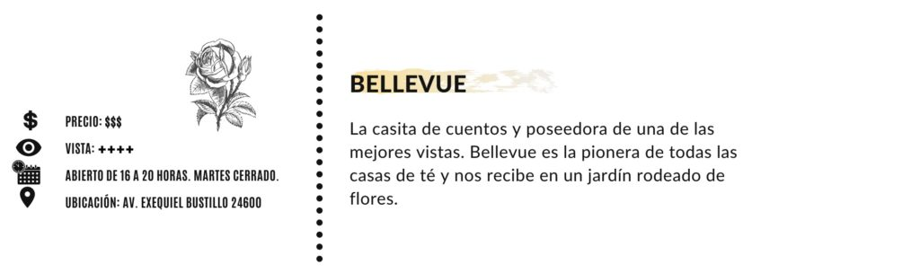 Bellevue - Cuadro resumen